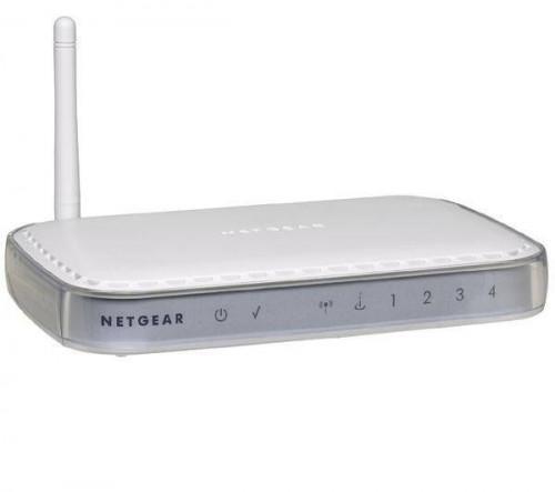 A proposito di router wireless Netgear