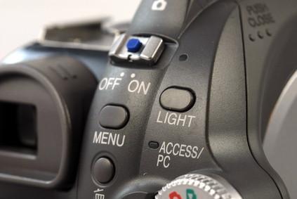 Come recuperare una Handycam DCR-SR40 Hard Disk Sony