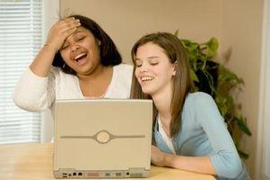 Come per chattare con gli amici online