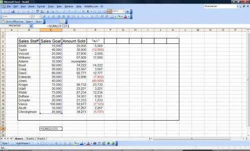 Come utilizzare Microsoft Excel: funzioni semplici
