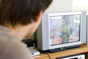 Come collegare S-Video Da un Toshiba Satellite a un televisore