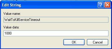 Come Accelerare della sessione di volte in Windows XP