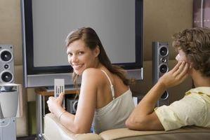Come collegare il computer a un televisore al plasma