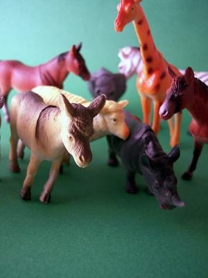 Come costruire un Exhibit Multi animale in Zoo Tycoon 2