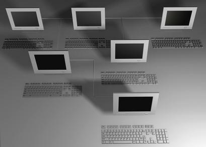 Come collegare più computer a una rete remota