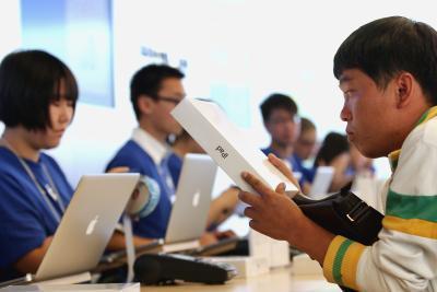 La Vs Kindle DX Graphite l'iPad