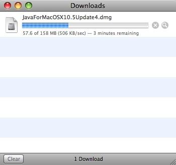 Come aggiornare Java per Mac