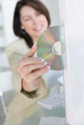 Cosa sono i file immagine ISO?