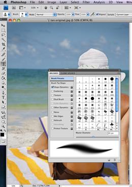 Come rimuovere Tan Lines con Photoshop