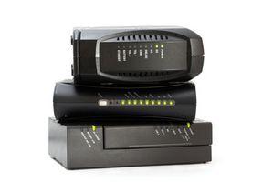 Come accedere a Box Motorola cavo tramite Ethernet