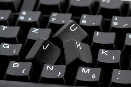 Come smontare una tastiera