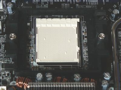 Come sostituire una CPU Pentium 4 chip Dimension 4300