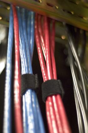 Come organizzare Cavi di rete