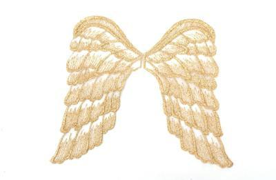 Animati angeli Glitter