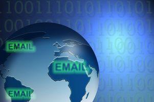 Come passare da un account di posta elettronica in Microsoft Outlook