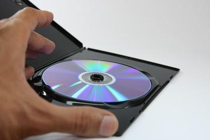 Come riprodurre clip video su un lettore DVD