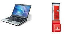 Come migliorare un computer portatile a Internet Connect Card Connection