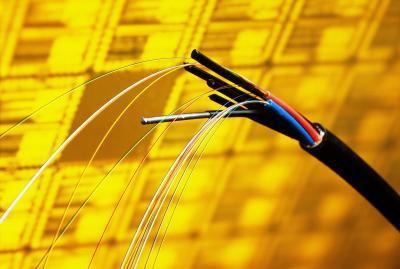 Che tipo di cavo in fibra ottica è usata spesso nella LAN?