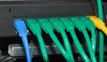 Come usare uno switch a otto porte