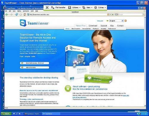 Come condividere un desktop remoto attraverso Internet gratuitamente