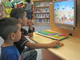 Chatta sala giochi per bambini