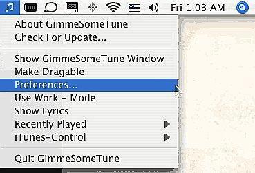 automaticamente testi canzoni itunes