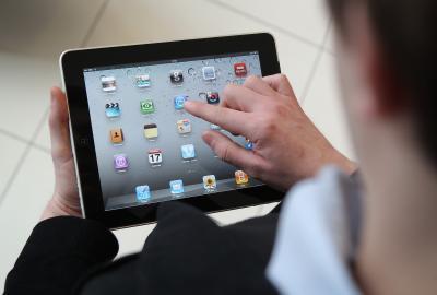 Si può importare file PDF per un iPad?