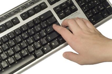 Come rimuovere viene digitato sulla tastiera