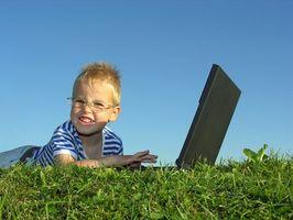Come giocare i giochi liberi internet per i bambini