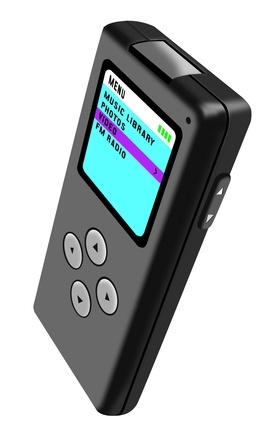 Come trasferire musica da Blubster a un lettore MP3