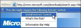 oggetti activex