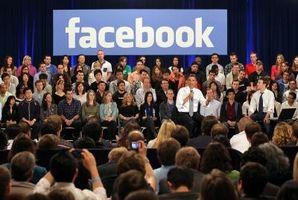Come posso cambiare il mio account di Facebook per un'altra persona?