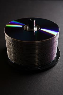Come fare una giacca CD con Editore