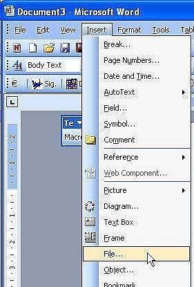 Come modificare un documento di Word bloccato