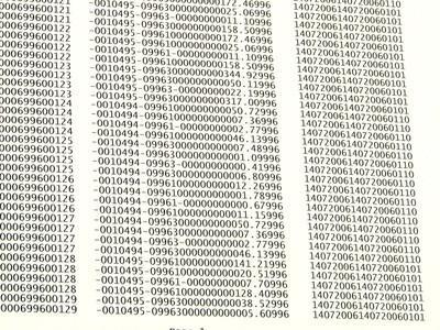 Come convertire un file XLS ad un DAT