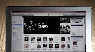 Come ottenere una e-mail in una cartella di iTunes