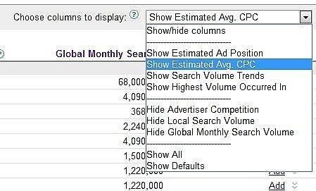 Come utilizzare Google Adwords Keyword Tool per aumentare il reddito