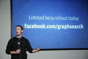 Come sbarazzarsi di un errore su una pagina Facebook