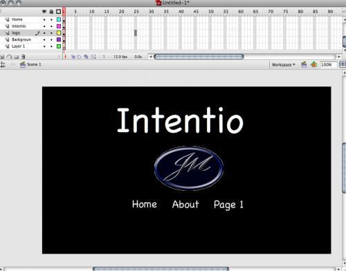Come creare un sito web Flash Utilizzando Photoshop
