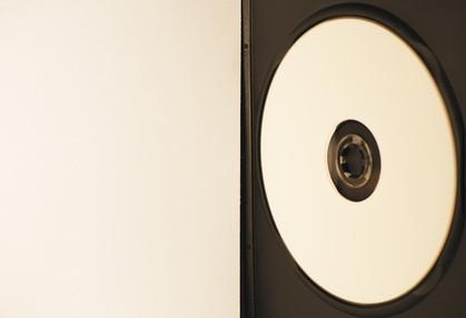 Come stampare una etichetta su un DVD