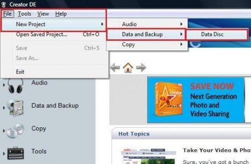 Come finalizzare un Mini DVD su un PC