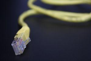 Come impostare una connessione a Internet di rete