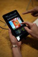 Come trasferire foto su un Kindle Fuoco HD