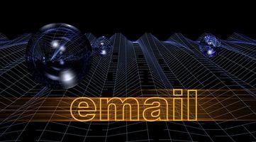 Come creare una riga della firma in Outlook Express