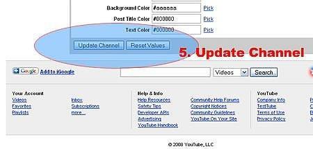 Come per modificare i tuoi canale YouTube immagine di sfondo in 5 semplici passi