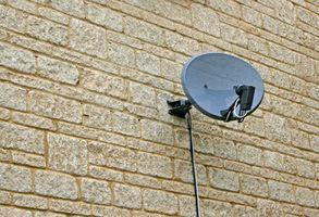 Comunicazione banda larga via satellite