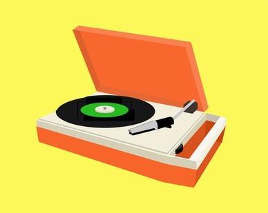 Come convertire i giradischi Records un CD