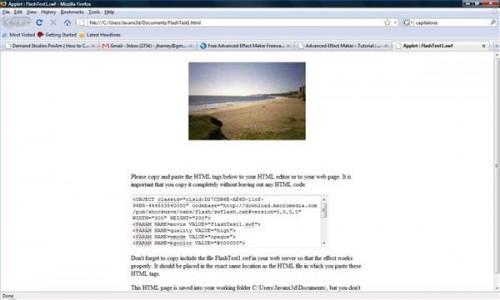 Come creare un sito web Flash Con Gratuito