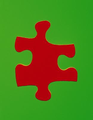 Come fare una casella di testo di puzzle a forma di