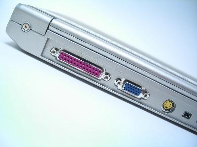 Come collegare un monitor esterno ad un Dell D830